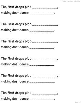 Volume 1 Grades 3-5 Mentor Sentences Modifications ADD-ON Pack