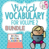 Volume 2 Vivid Vocabulary + DIGITAL ADD-ON
