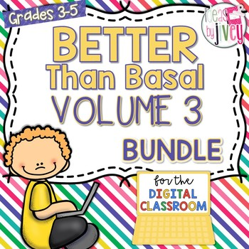 Volume 3 Better Than Basal + DIGITAL ADD-ON (Distance Learning)