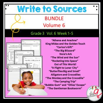 Volume 6 Write to Sources