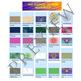 Volume 7 COMIC BACKGROUNDS for TPT Sellers / Creators / Teachers
