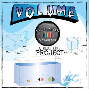 Project Based Learning in Math: Volume