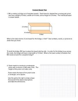 Volume Assessment