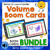 Volume Boom Cards Bundle (With Audio Read-aloud Options)
