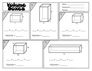 Volume Boxes - 5.MD.4