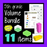 Volume Bundle - 5th Grade Volume