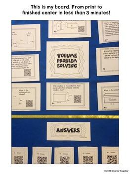 Volume Math Center