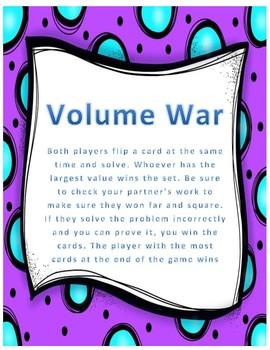 Volume Center
