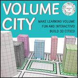 Volume City - Geometrocity Geometry Project