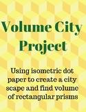Volume City Project