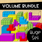 Volume Clip Art Bundle ~ Huge Set