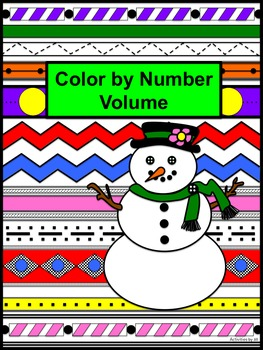 Volume Color by Number