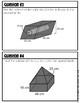 Volume & Composite Shapes Activity/Task Cards