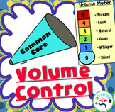 Volume Control - A class lesson for teaching voice amplitude
