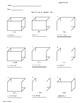 Volume - Cubes using decimals