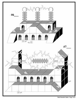 Volume: Cubic Solids & Half Cubes (Common Core Standards)
