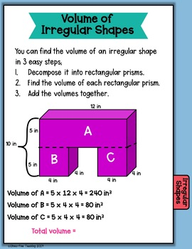 Volume Digital Interactive Flip Book - 5th Grade