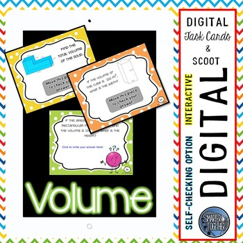 Volume Digital Task Cards for Google