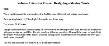 Volume Extension Project (Set of 2)