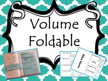 Volume Foldable