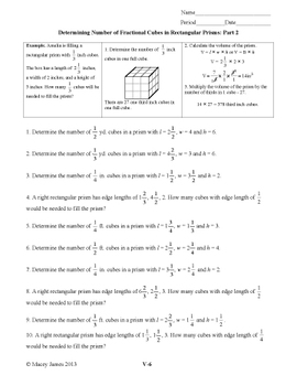 Volume Fractional Edge Units