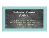 Volume Game