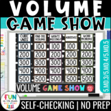 Volume Game Show 5th Grade | Test Prep | Distance Learning
