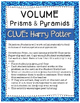 Volume Activity: Harry Potter Clue