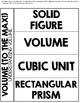 Volume Interactive Notebook