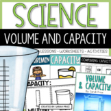 Volume and Capacity Interactive Notebook