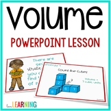 Volume of Rectangular Prisms and Composite Figures PowerPoint Lesson
