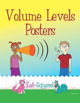 Volume Level Signs