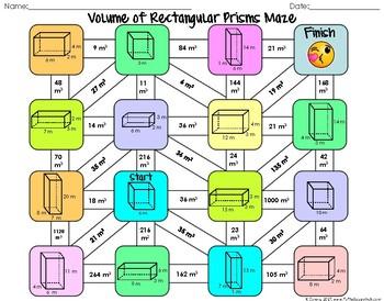 Volume Maze