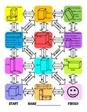 Volume Maze Worksheet