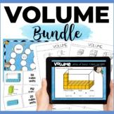Volume of Rectangular Prisms Bundle