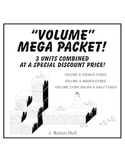 Volume (Cubic Units) Mega Packet (Common Core Standards)