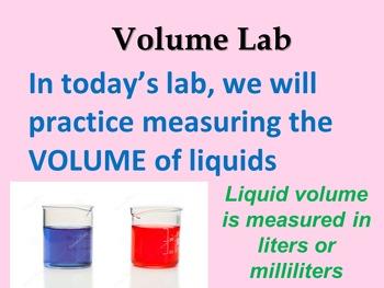Volume Mini Lab
