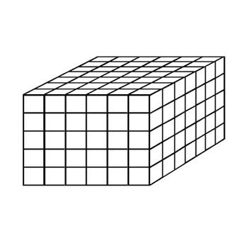 Volume Models Clip Art