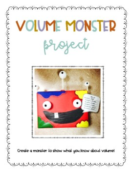 Volume Monster Project
