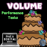 Volume Math Performance Tasks
