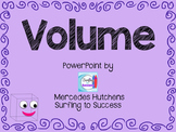 Volume PowerPoint and Foldable
