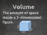 Volume Powerpoint