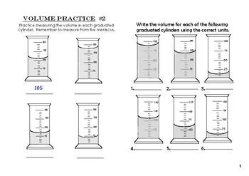 Volume Practice 2