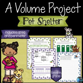 Volume Activities - Animal Shelter