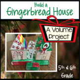 Volume Activity – Build a Gingerbread Village