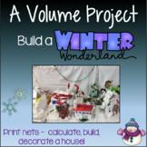 Christmas Math Activity Volume Project