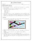 Volume Project for Project-Based Learning Mathematics