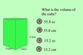 Volume Quiz