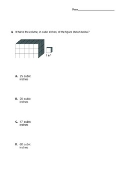 Volume Quiz- 5MDC5