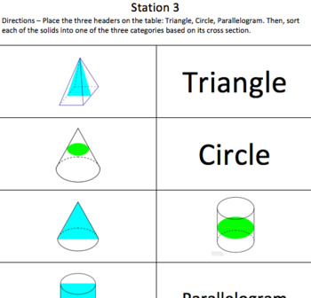 Volume Review Stations